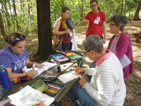 Women's Retreat at Camp Friedenswald