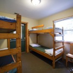 Family Suite Bedroom at Camp Friedenswald