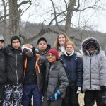 Hively Youth Winter 2016 at Camp Friedenswald