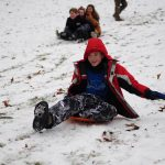 Sledding Junior High 2016
