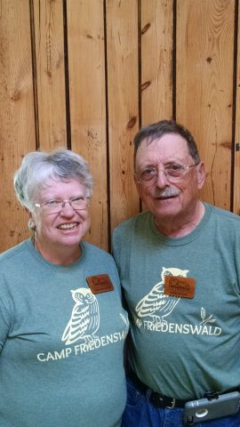 Volunteer Spotlight: Dave and Marlene Suter