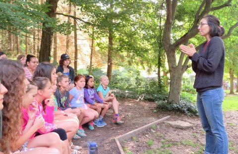Seeing Friedenswald Bubble Up: A reflection from camp pastor Melissa Florer-Bixler