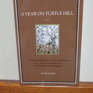 The cover of the book A Year on Turtle Hill, by Susie Huser.
